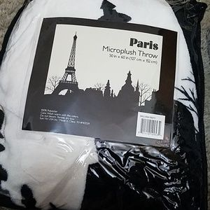 Paris Blanket
